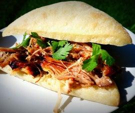 """Best """"Thai Pulled Pork"""" Under the Sun"""