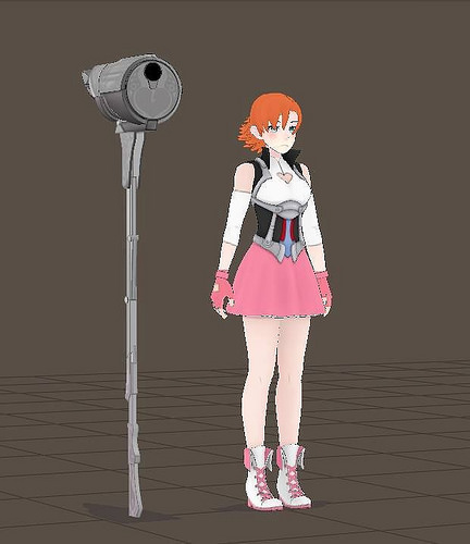 Picture of RWBY Nora Valkyrie- Magnhild