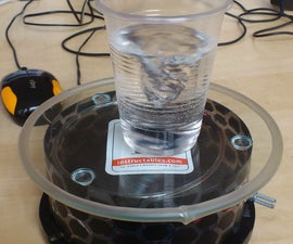 How to DIY your own Magnetic Stirrer V2 (better than first version)