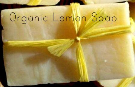 Picture of Lemon Soap