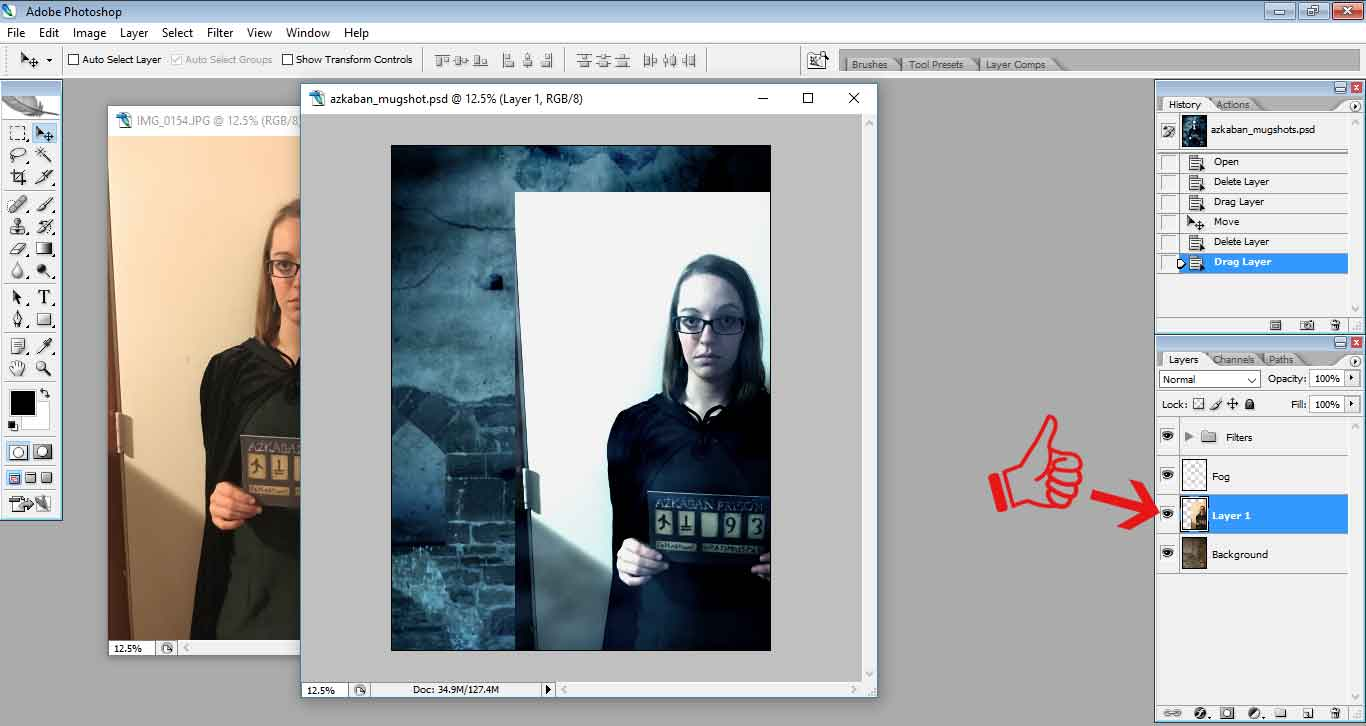 Picture of Remove Backgrounds in Photoshop