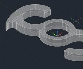3D Printed SpinTech Vortex™ Fidget Spinner