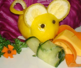 Mouse Garnish