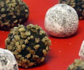 5-minute Chocolate Balls