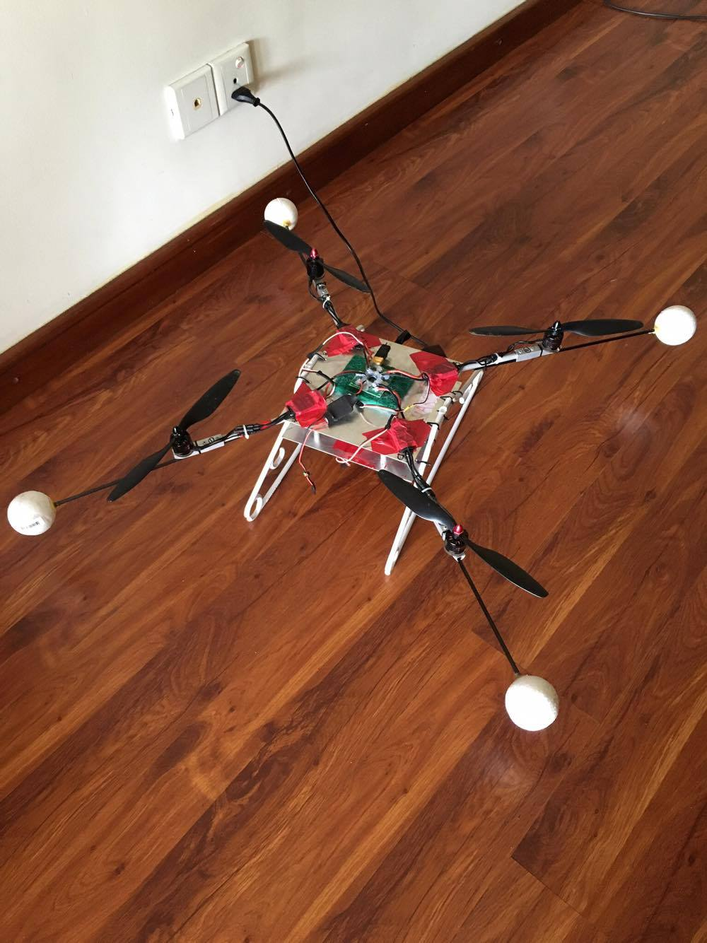Picture of How to Make a Drone - for Dummies