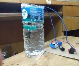 Simple Water Level Alarm
