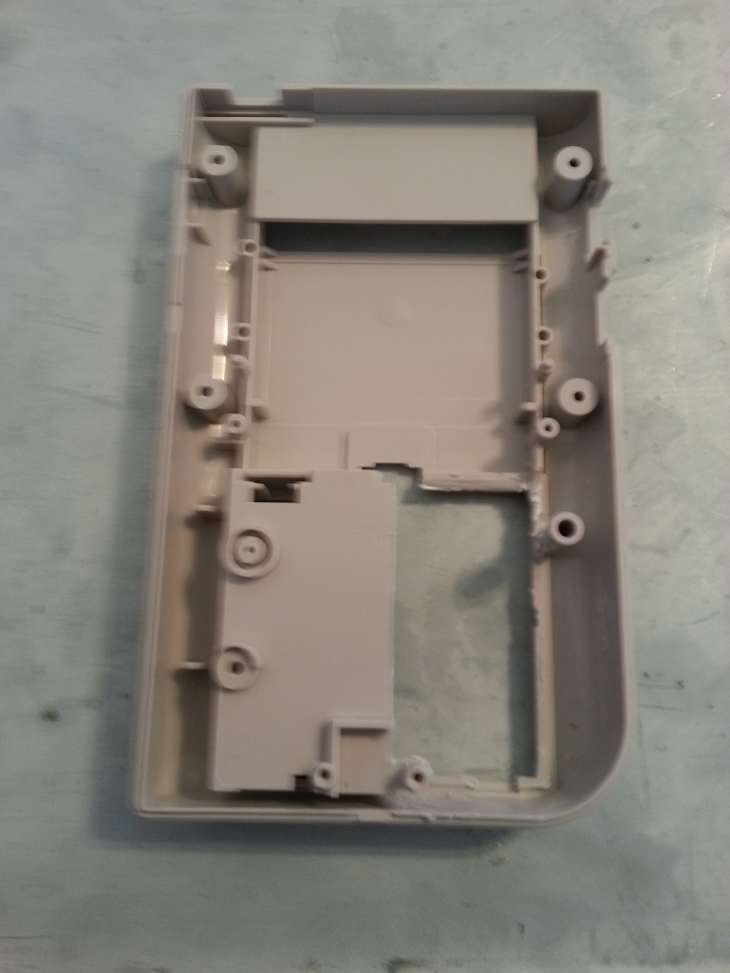 Picture of Game Boy Mod - Back Half