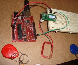 How to connect Arduino and RFID