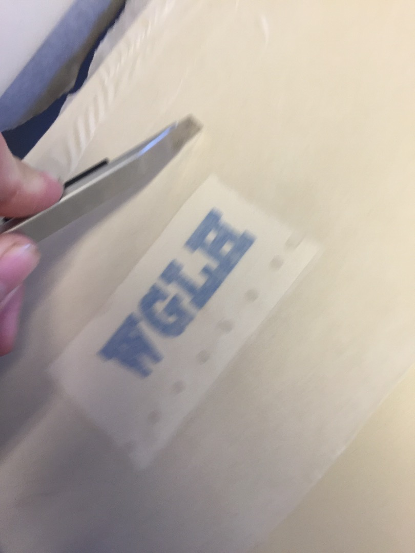 Picture of Applying Tape