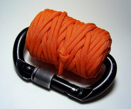 Zigzag Spooling Paracord