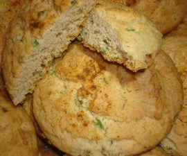 South Western Style Spicy Cookie
