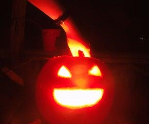 Better Pumpkin Teeth, and Eyes