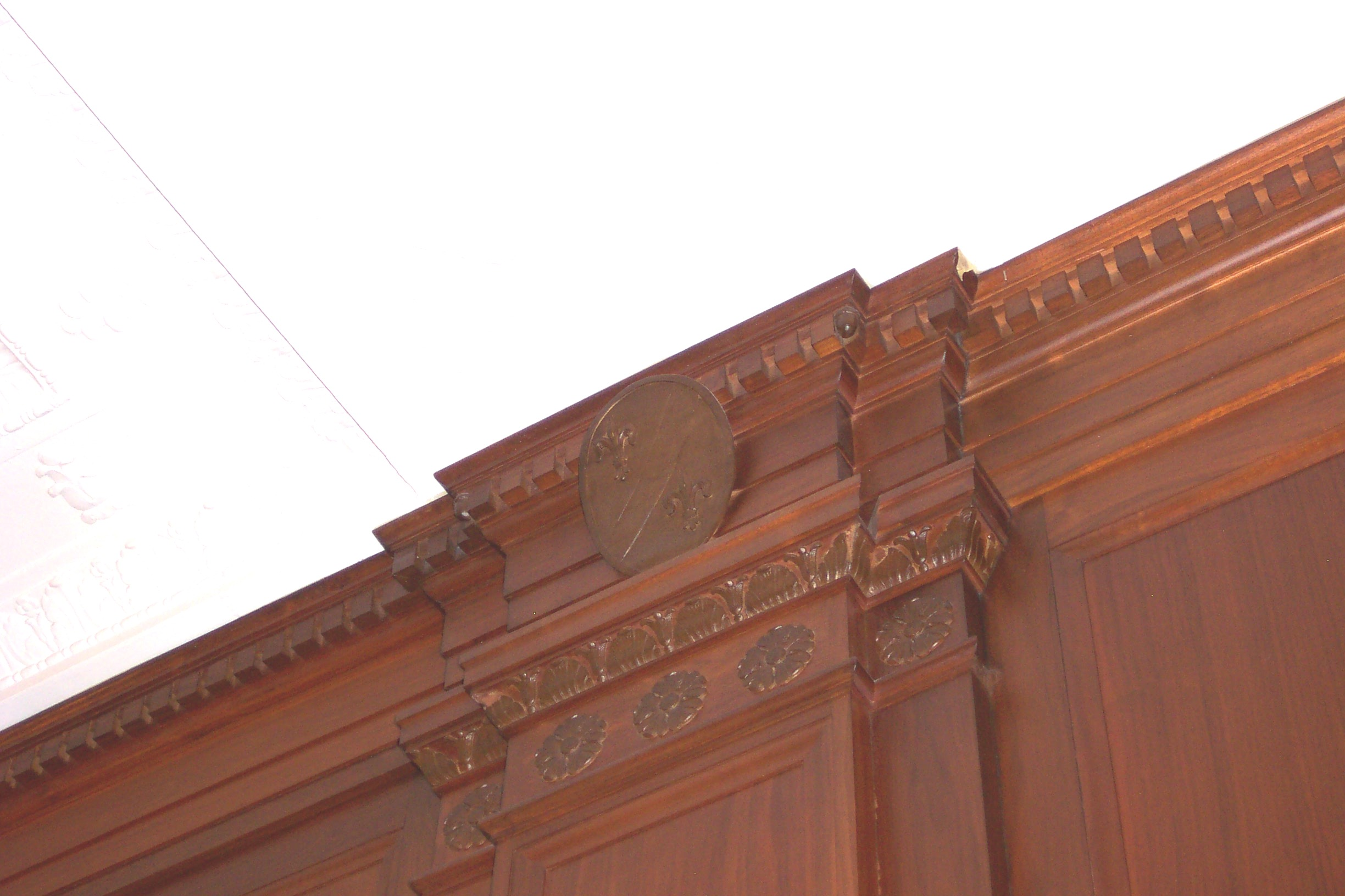 Picture of Casting an Historic Architectural Detail
