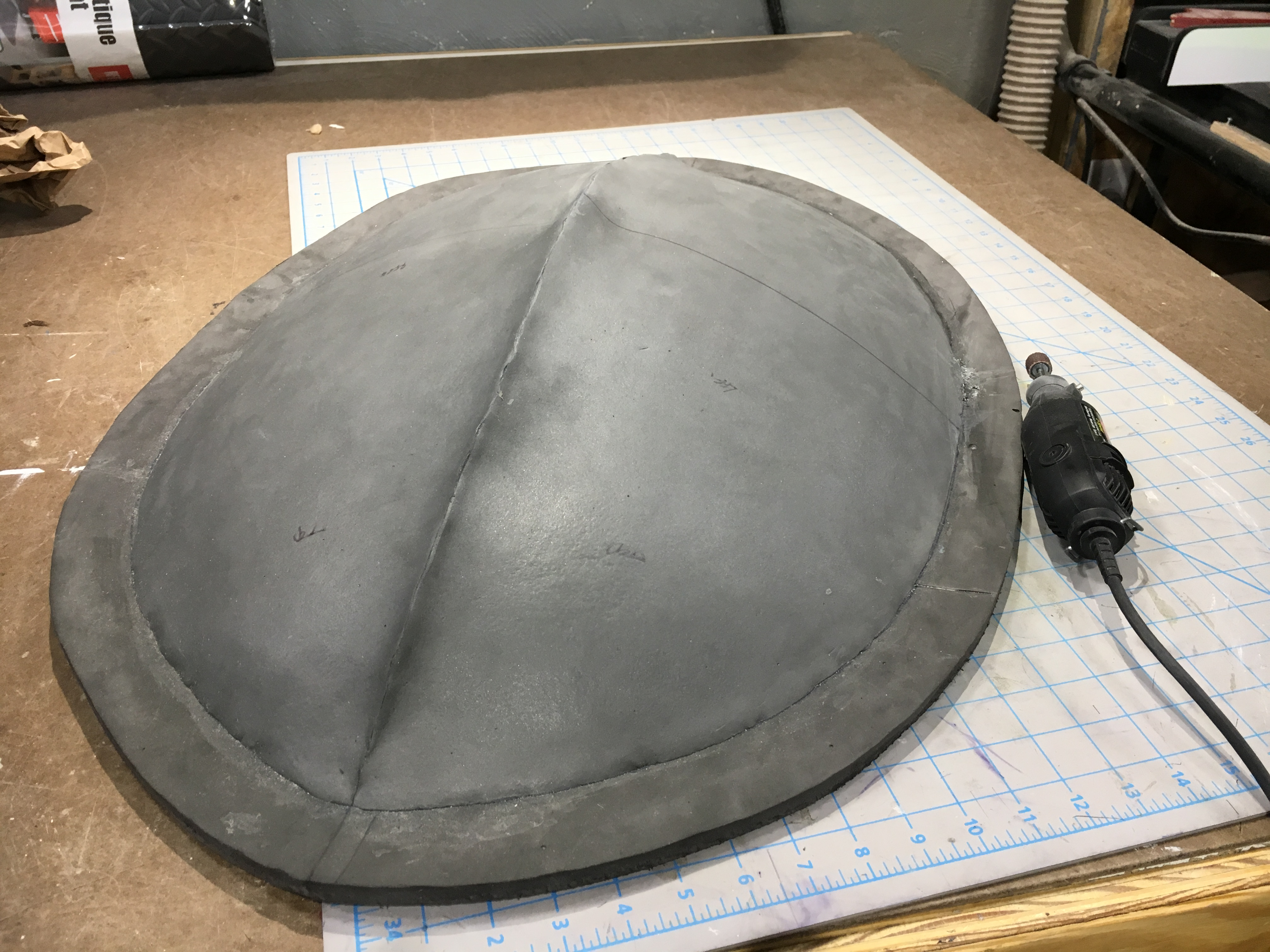 Picture of The Shell - Basic Shape
