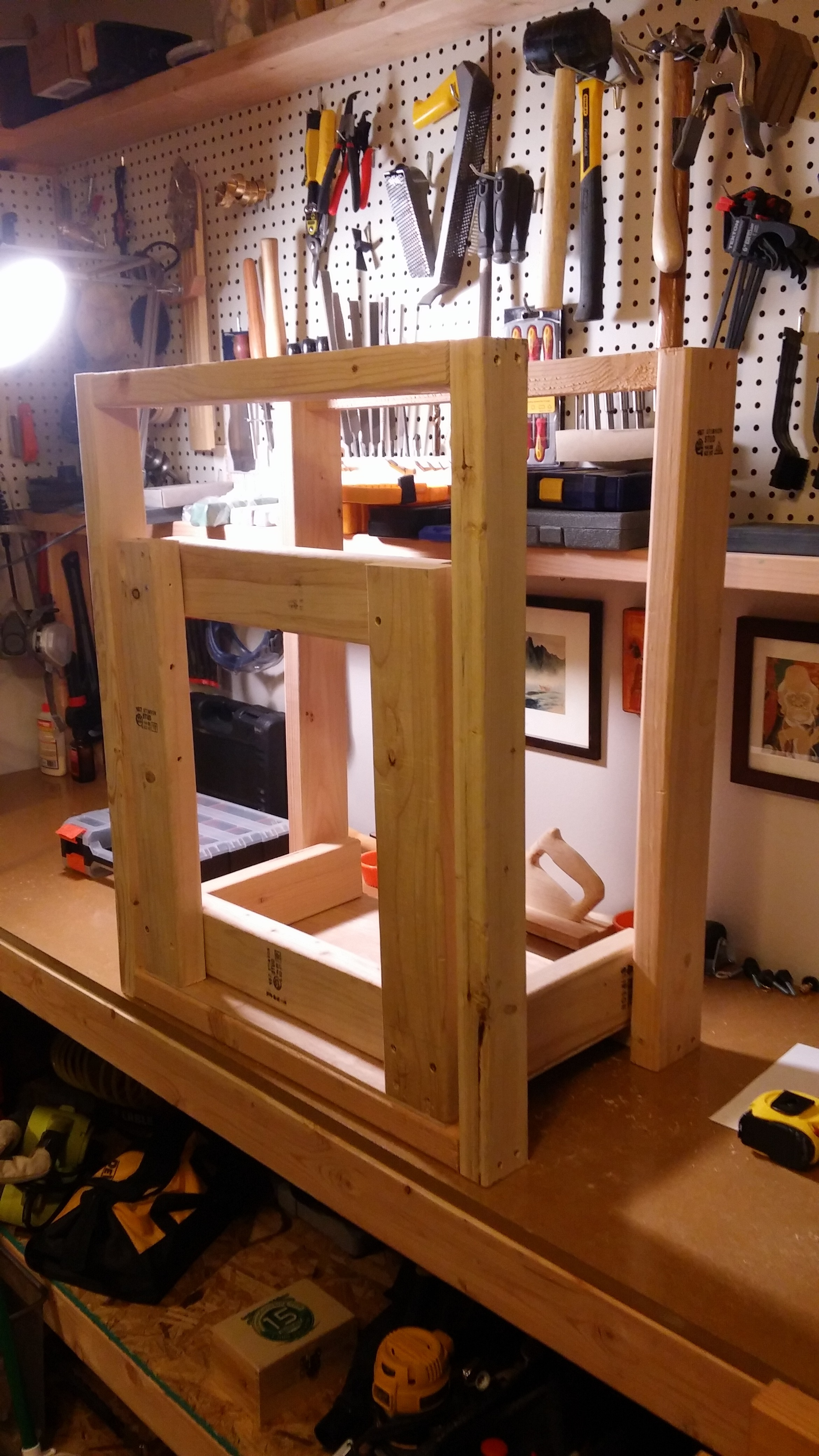 Picture of Cabinet Frame
