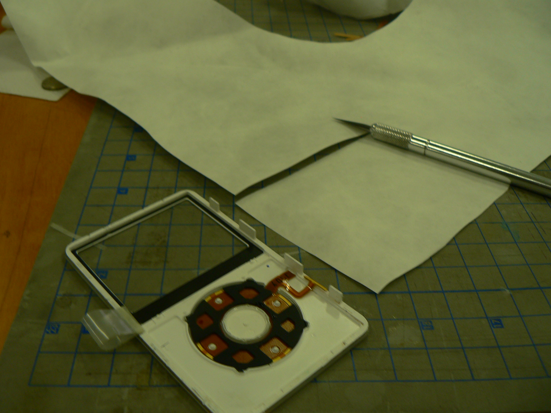 Picture of Adding a Hinge and Clasp.