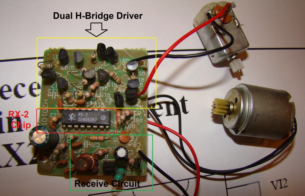 Fastest Way to Hack RC Car H-Bridge (with Pictures) - InstructablesInstructables