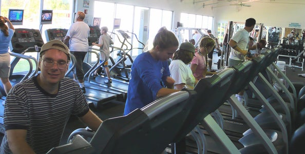 Exercises: Aerobic Drills, Walking