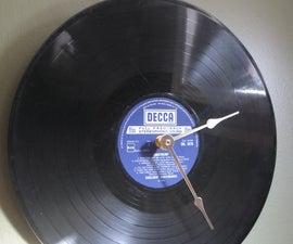 The Record Clock
