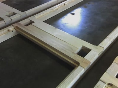 Assemble Shelves