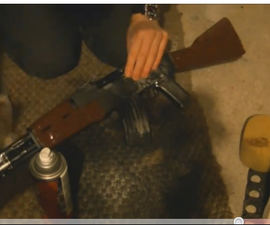 Prop Guns for Cheap