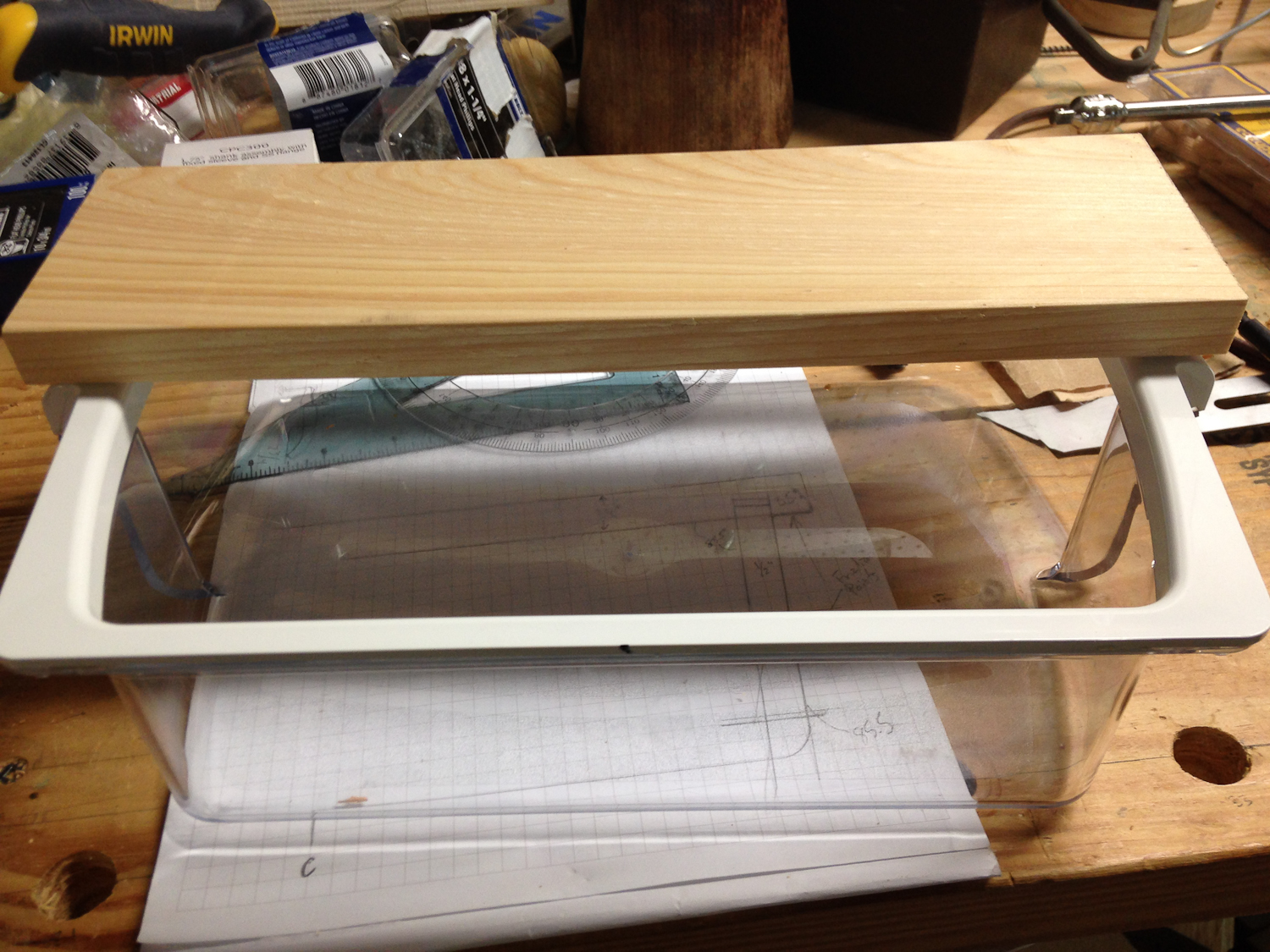 Picture of Cut Face to Length and Layout Sides