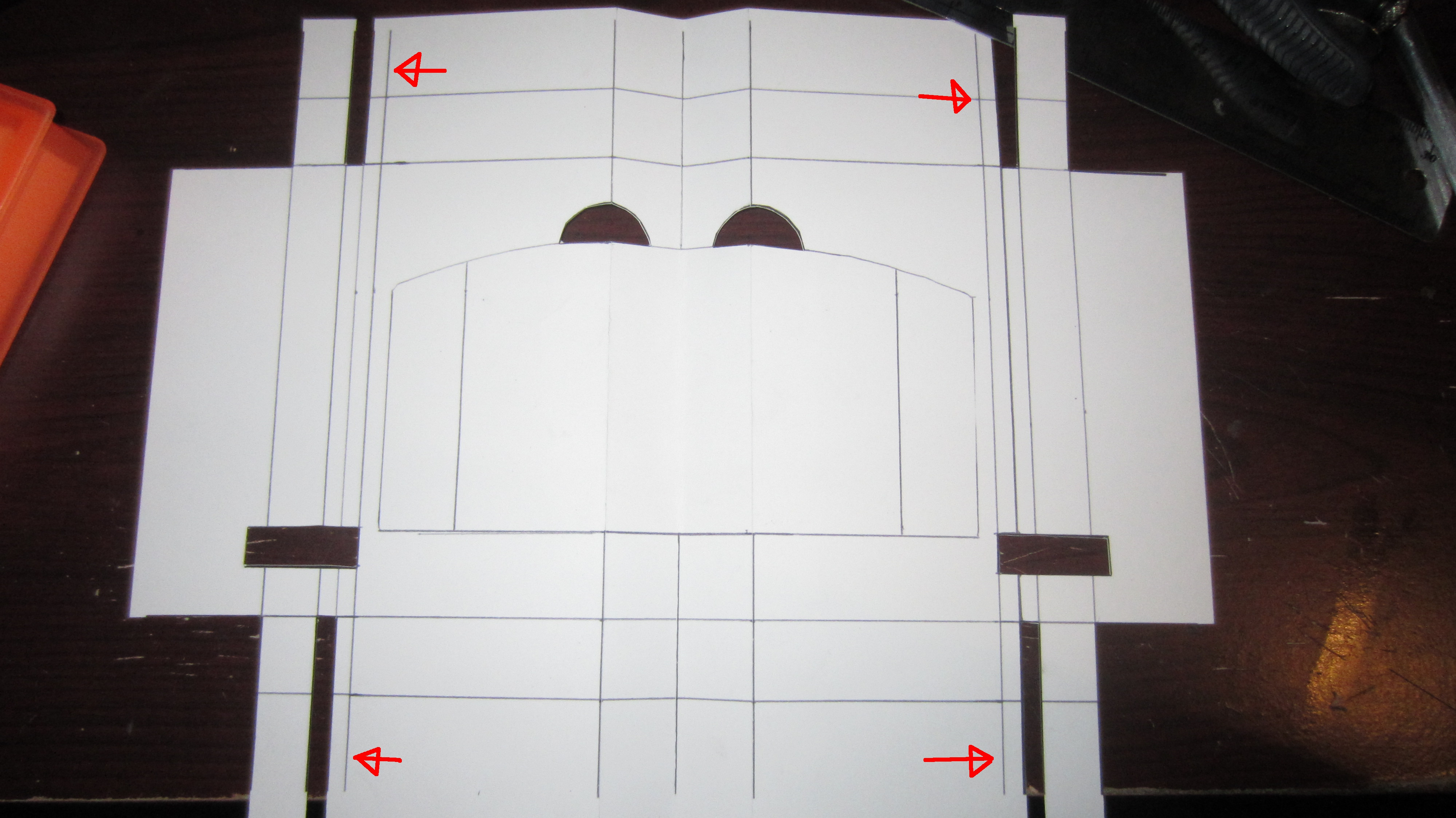 Picture of The Insert: Small Flaps