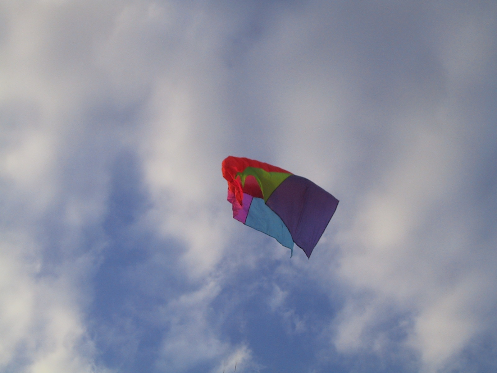Picture of 9 Square Meter Nasa ParaWing Traction Kite