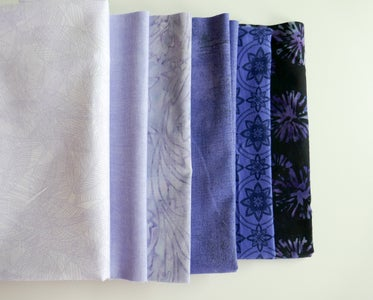 Choose Fabric and Gather Materials