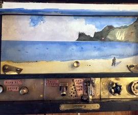 The Evocation Machine: Evoking Memories of Tahunanui Beach