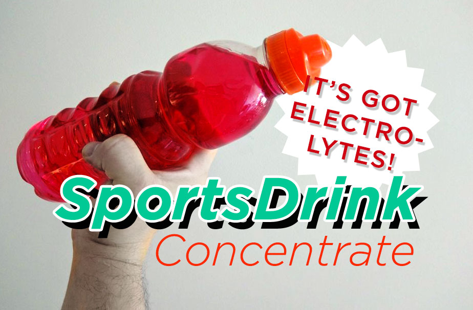 Picture of Sports Drink Copycat Concentrate