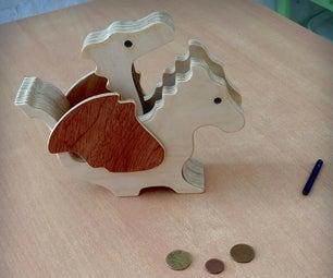 Dragon Piggy Bank