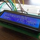 Remote Object Sensor Using Arduino