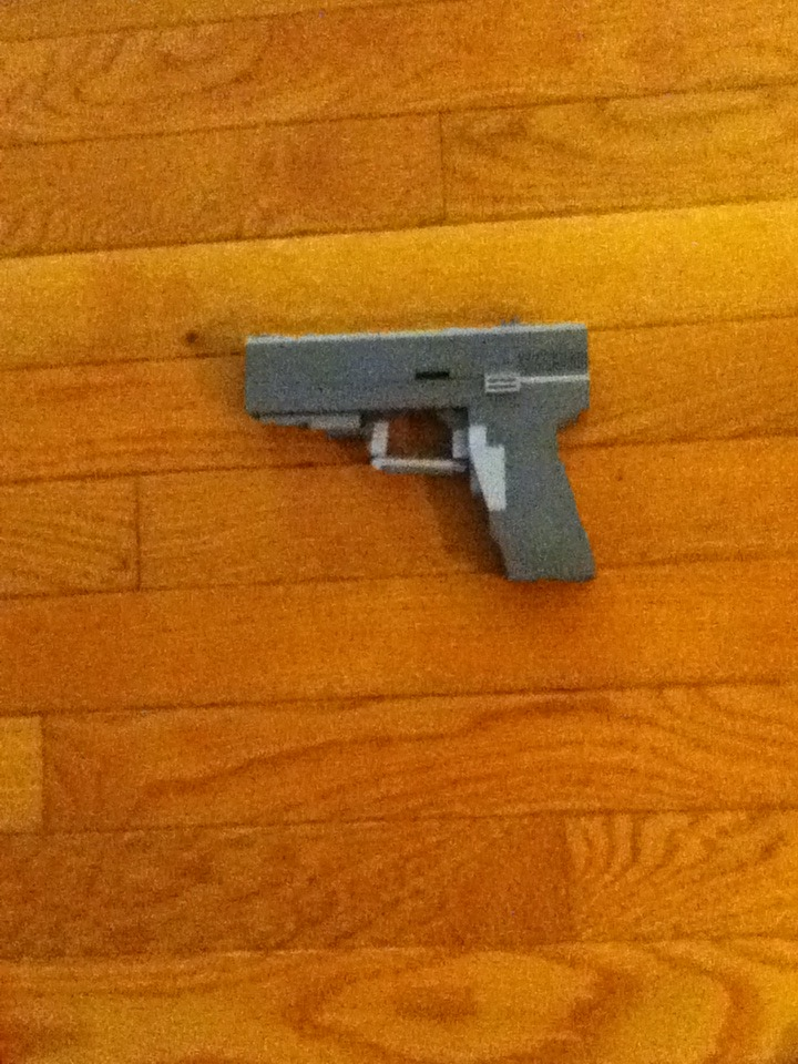 Picture of Lego Glock 18