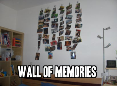 Wall of Memories