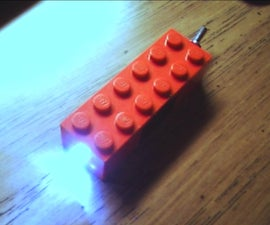 Lego LED Flashlight
