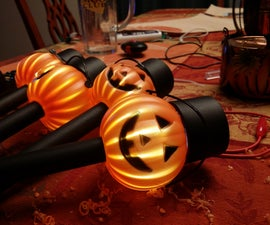 Halloween Solar Lights