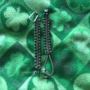 2 Piece Paracord Key Chain