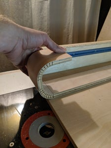 Kerf Bending the Enclosure