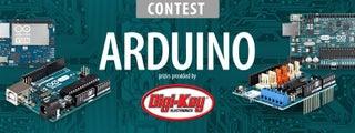 Arduino Contest 2016