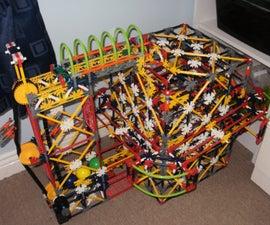 Knex ball machine - project dizzy.