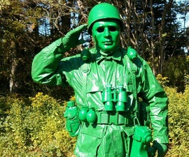 Green Army Men (Army Surplus Edition)