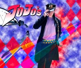 JoJo's Bizarre Adventure - Jotaro Kujo Cosplay