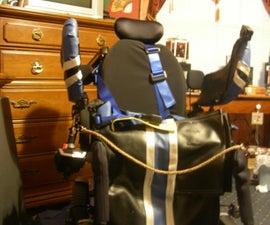 Wheelchair Seat Cushion Cover