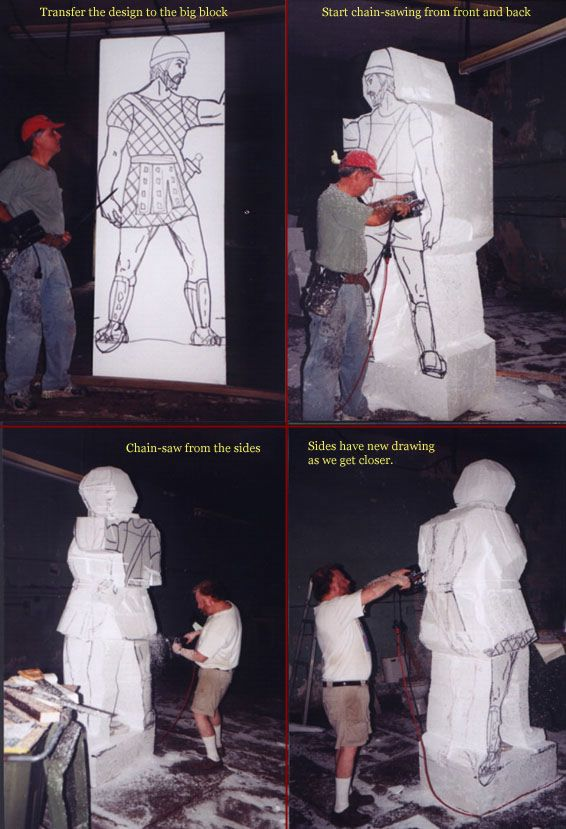 Picture of Create a Giant Statue
