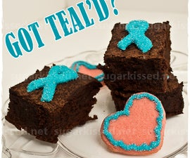 Treats for Ovarian Cancer Awareness Month