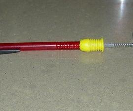 How to make the best mechanical pencil gun