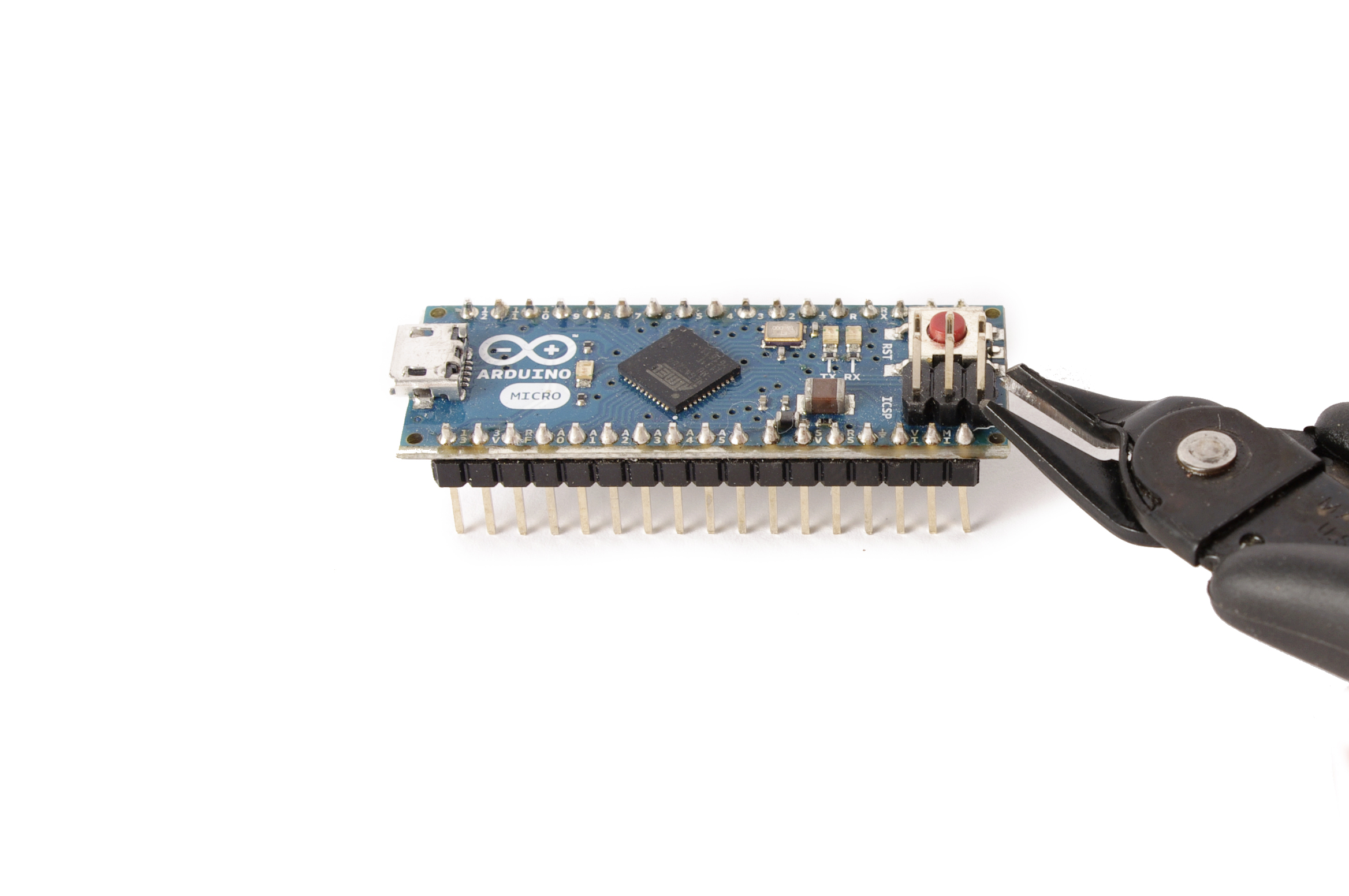 Picture of Trim the Arduino