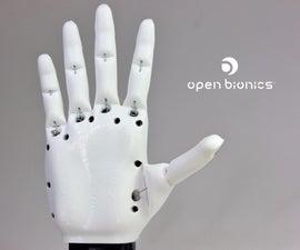 Ada Robotic Hand - Open Bionics