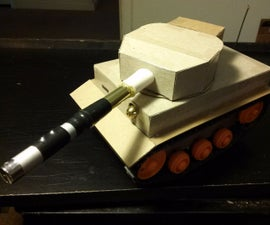 RC Car to RC Tank conversion with Arduino